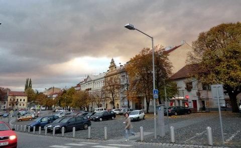 FOTKA - Časné ráno - náměstí