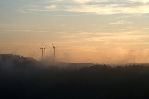 FOTKA - Větrníky u Bouřňáku