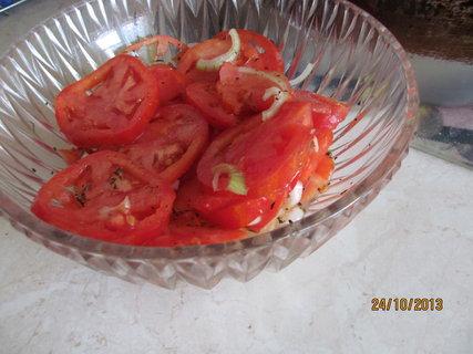 FOTKA - Rajčatový salátek
