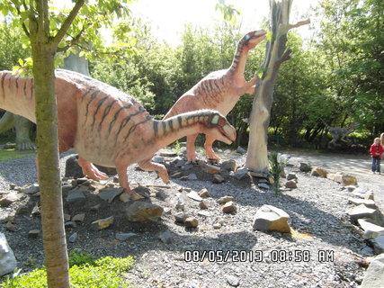 FOTKA - Návštěva DinoParku Vyškov 2