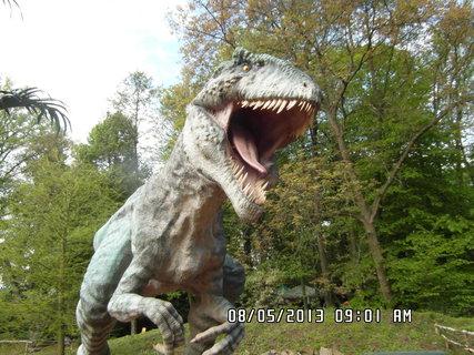 FOTKA - Návštěva DinoParku Vyškov 3