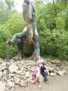 FOTKA - Návštěva DinoParku Vyškov 5