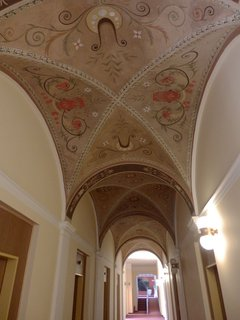 FOTKA - interiéry lázeňského domu Beethoven / Teplice
