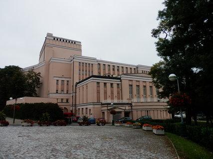 FOTKA - Krušnohorské divadlo, Teplice
