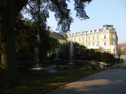 FOTKA - park kolem LD Beethoven, Teplice