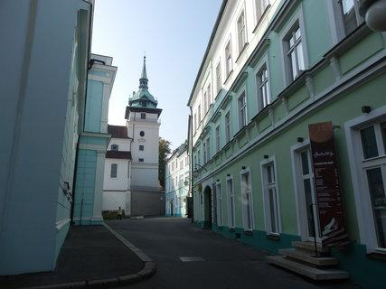 FOTKA - Lázeňská ulička, Teplice v Čechách