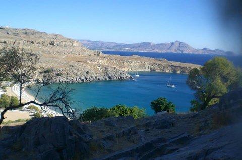FOTKA - Řecko, dovolená mých neteří.............