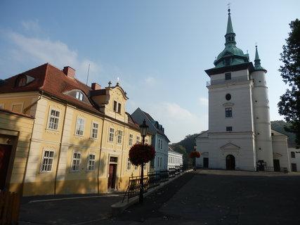 FOTKA - Teplice - kostel sv. Jana Křtitele