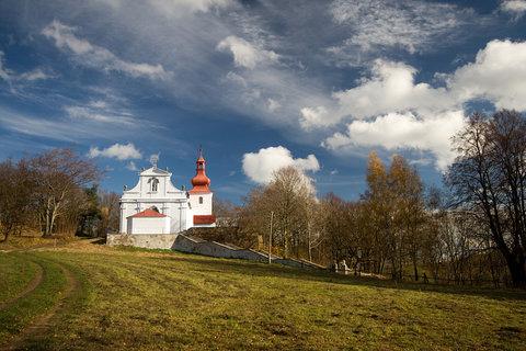 FOTKA - Kostelík v Květnově
