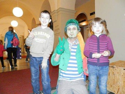 FOTKA - muzeum strašidel