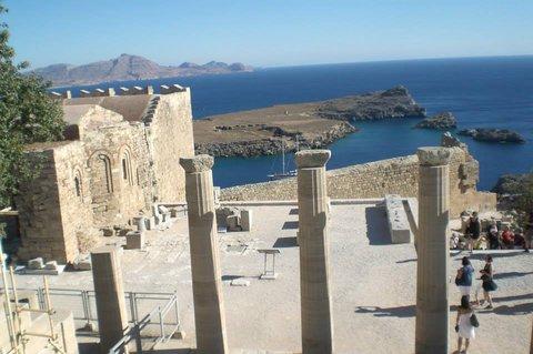 FOTKA - Řecko, dovolená mých neteří   ..