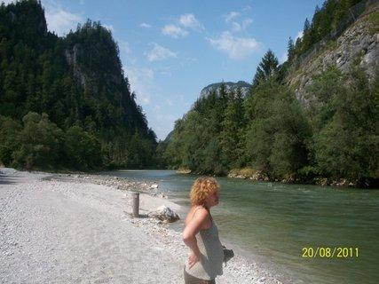 FOTKA - Ilča na cestách, Alpy