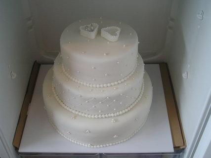FOTKA - svatební bílý