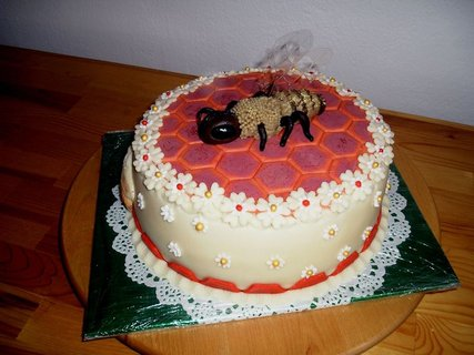 FOTKA - dort-včela