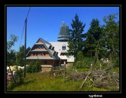 FOTKA - Kramářova chata Suchý vrch