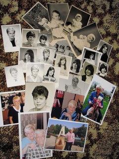 FOTKA - ...tak šel čas a nyní je mi 60 let...