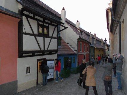 FOTKA - Zlatá ulička 7