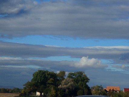 FOTKA - 13.11.2013 obloha.