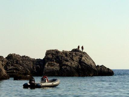FOTKA - Na výletě člunem
