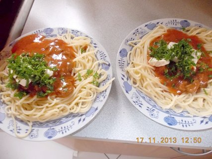 FOTKA - 17.11- 13.11. - 17 - špagety s hovězím masem