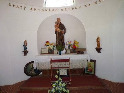 FOTKA - Kaplička Svatého Antonína