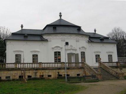 FOTKA - Letohrádek Mitrovských Brno.