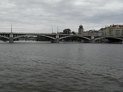 FOTKA - Parníkem po Vltavě ...