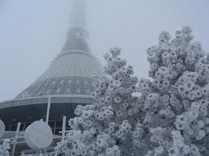 FOTKA - zimní Ještěd