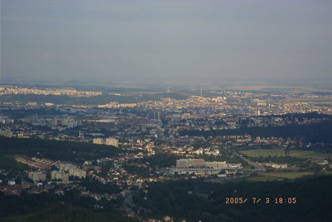 FOTKA - Let balonem nad Brnem 7