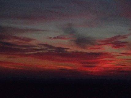 FOTKA - 24.11.2013 obloha ako peklo-úplne sa zotmelo