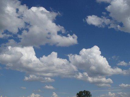 FOTKA - mraky nad nami
