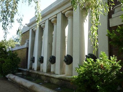 FOTKA - Antická fontána