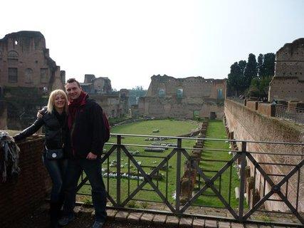 FOTKA - bráchovy fotky z cest - Řím.