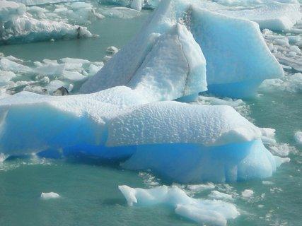 FOTKA - bráchovy fotky z cest - ledovec, Patagonie