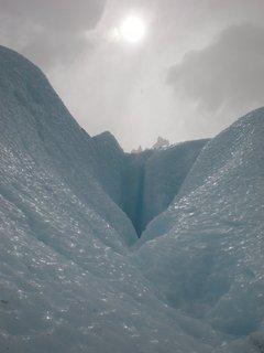 FOTKA - bráchovy fotky z cest - ledovec, Patagonie...