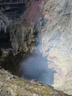 FOTKA - bráchovy fotky z cest - Jižní Amerika, sopka