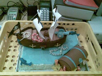 FOTKA - Narozeninový dort 3