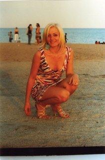 FOTKA - bráchovy fotky z cest - Aurora na pláži