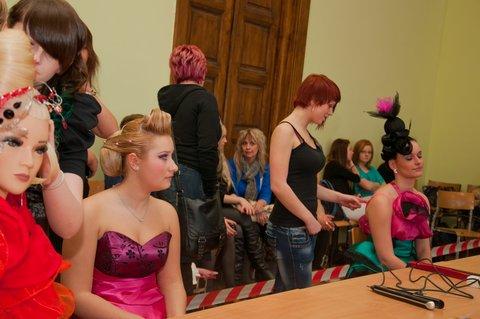 FOTKA - Soutěž kadeřníků v Polsku... 52