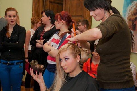 FOTKA - Soutěž kadeřníků v Polsku... 59