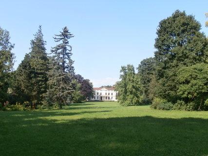 FOTKA - zámek Lešná-Valašské Meziříčí