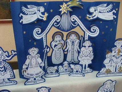 FOTKA - Výstava betlémů a vánočních dekorací 3