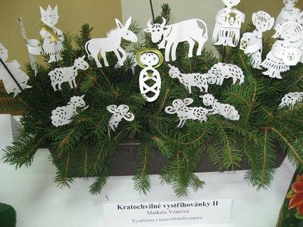 FOTKA - Výstava betlémů a vánočních dekorací 5