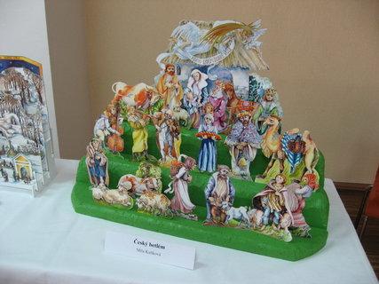 FOTKA - Výstava betlémů a vánočních dekorací 7