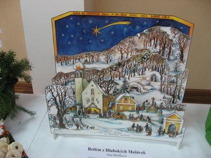FOTKA - Výstava betlémů a vánočních dekorací 8