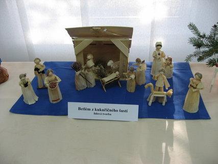 FOTKA - Výstava betlémů a vánočních dekorací 13