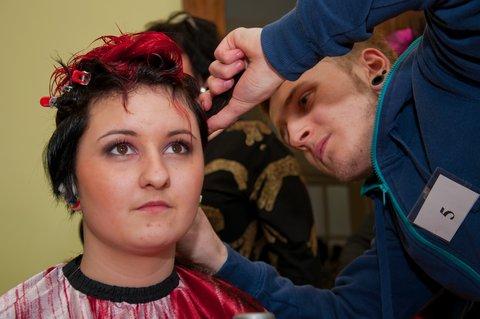 FOTKA - Soutěž kadeřníků v Polsku... 64