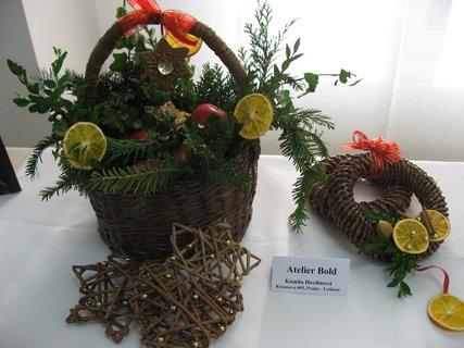 FOTKA - Z Výstavy betlémů a vánočních dekorací 1