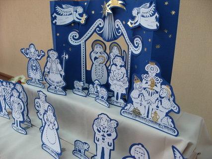 FOTKA - Z Výstavy betlémů a vánočních dekorací 11