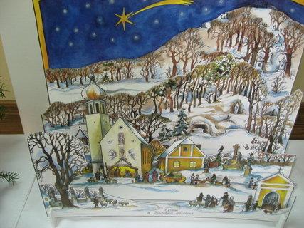 FOTKA - Z Výstavy betlémů a vánočních dekorací 12